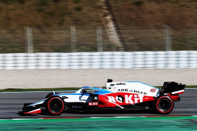 F1 | Williams annuncia la separazione dallo sponsor ROKiT