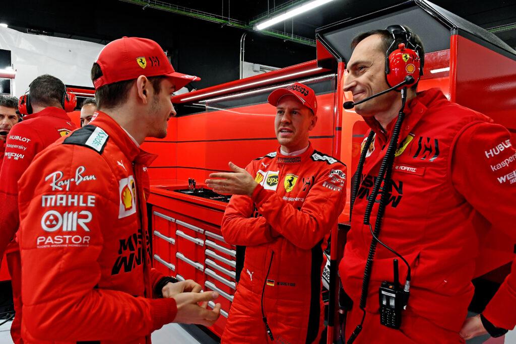 F1 | Ferrari, Vettel e Leclerc al Mugello con la SF71-H