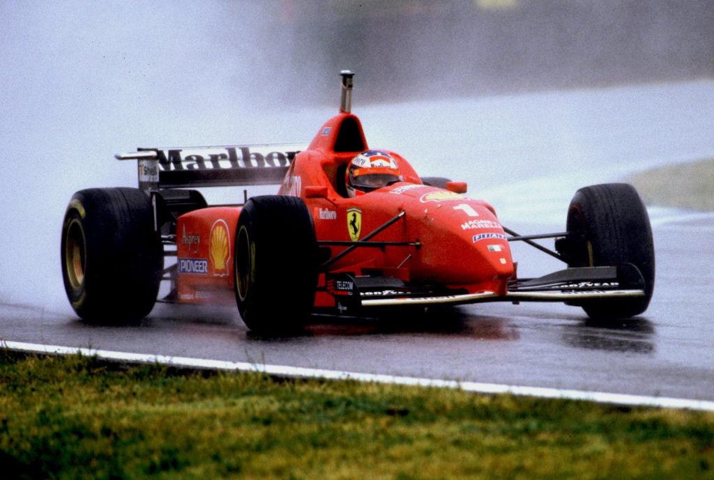 F1 | GP Spagna 1996, Schumacher firma la prima vittoria con la Ferrari