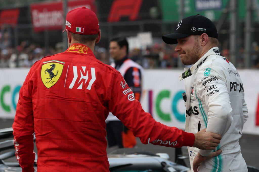 F1 | Mercedes: prima di Vettel si valutano le posizioni di Bottas, Russell e Ocon