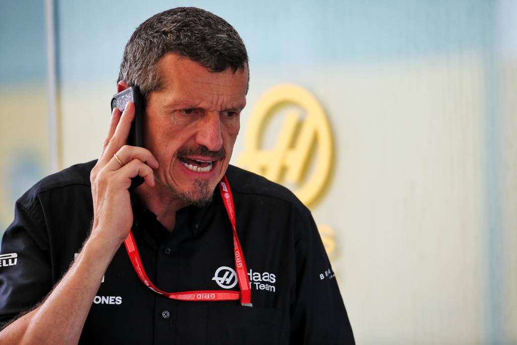 "F1   Steiner: ""Avremmo potuto provare la griglia invertita"""