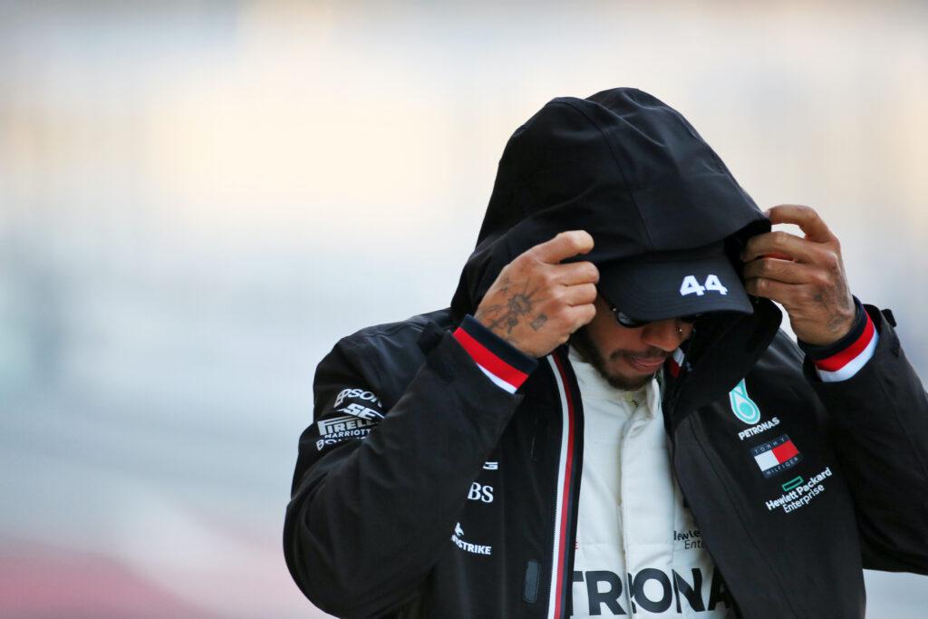 F1 | Hamilton potrebbe inchinarsi durante l'inno in Austria