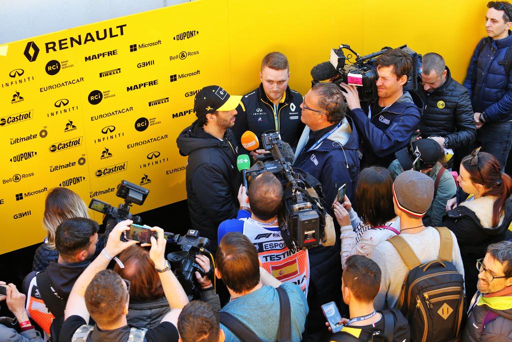 F1   In Austria e Ungheria ammessi solo dieci giornalisti