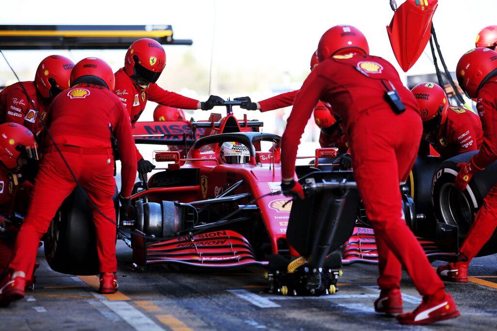F1 | Dal 30 settembre non si potranno più sviluppare le attrezzature per i pit-stop