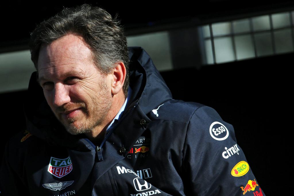"""F1   Horner: """"Non aveva senso portare Max a Silverstone"""""""