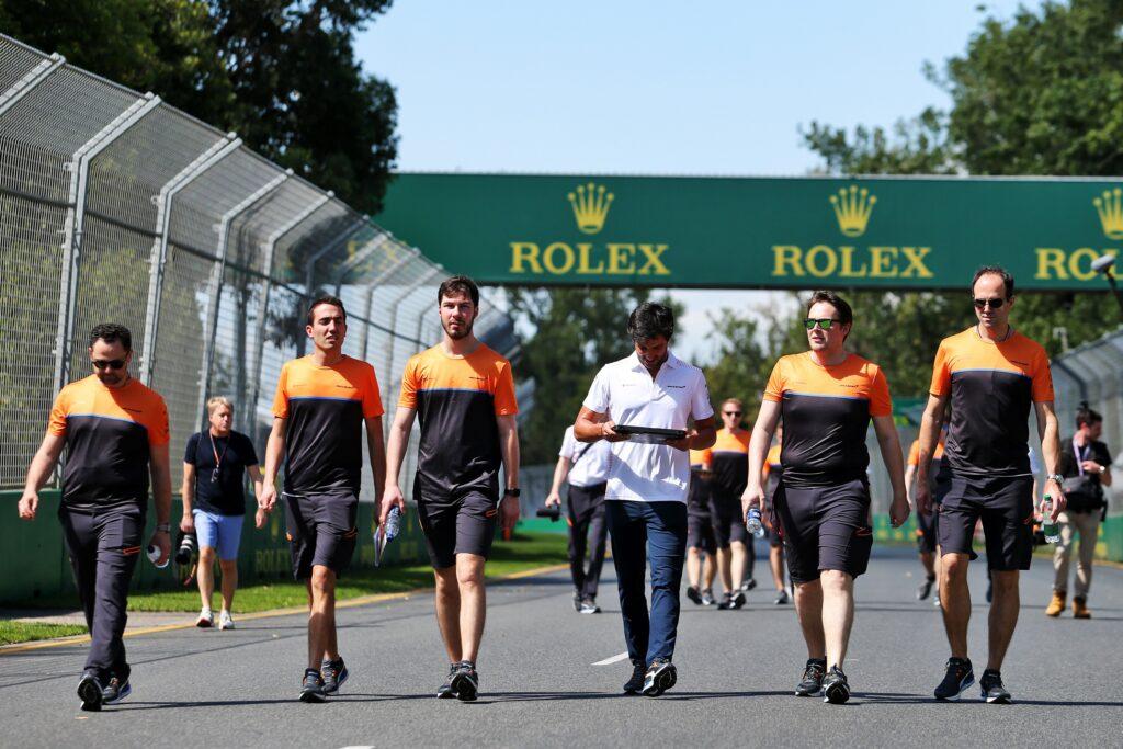 F1 | McLaren, personale di gara in isolamento in vista delle nuove normative del paddock