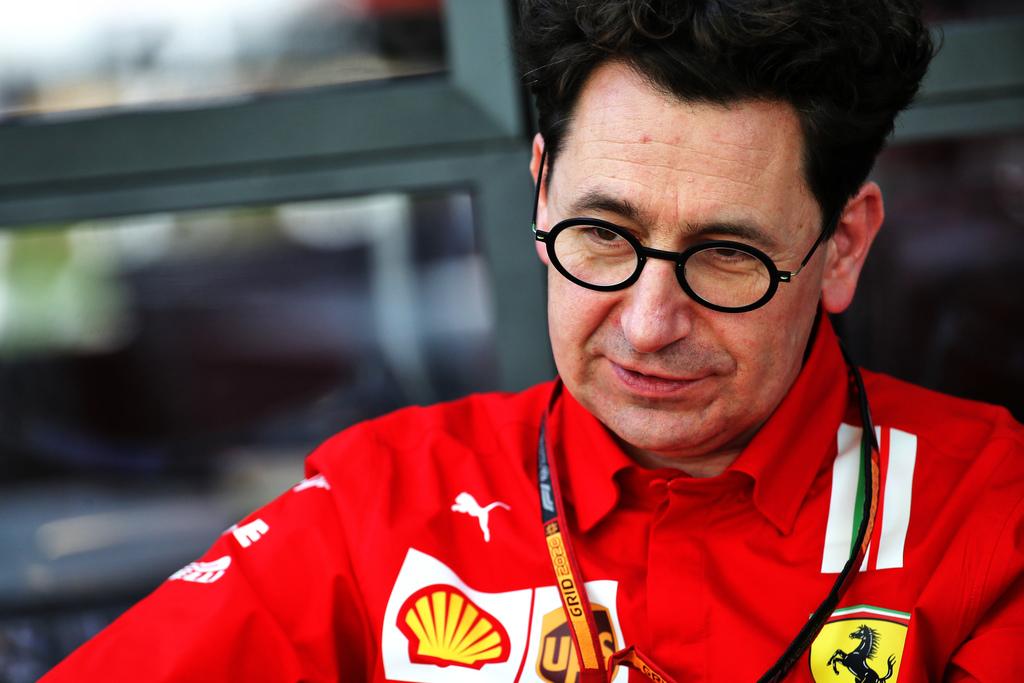 """F1   Binotto: """"Sainz può diventare campione del mondo"""""""