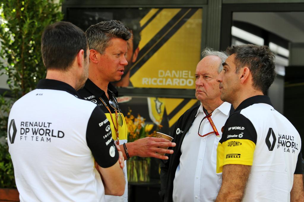 F1 | Renault: in Austria tre pacchetti aggiornati