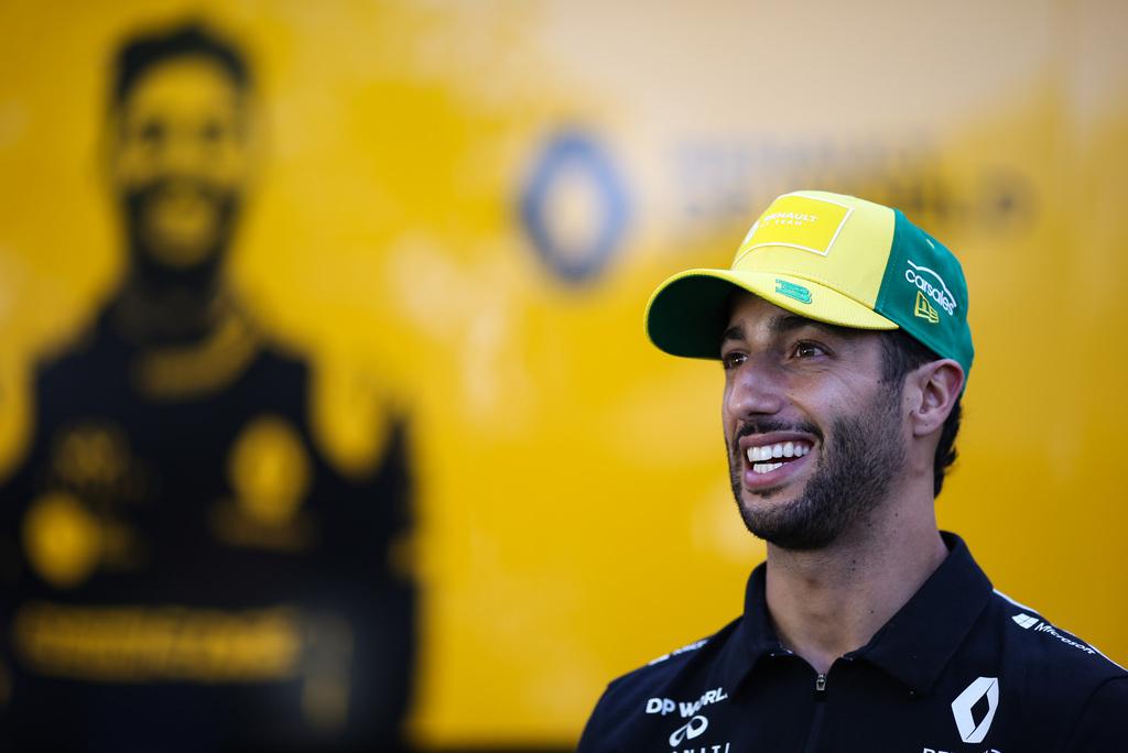 """F1   Ricciardo: """"Quando non crederò più al mio obiettivo, mi ritiro"""""""