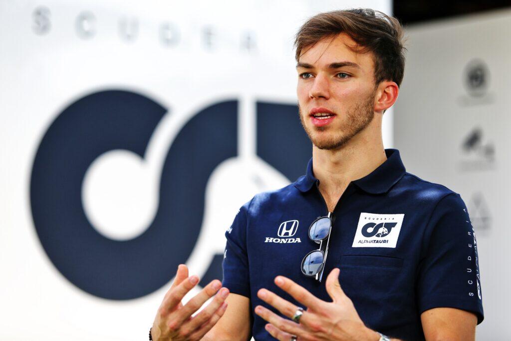 """F1   Gasly: """"Sono stato chiuso per due mesi in un albergo a Dubai"""""""
