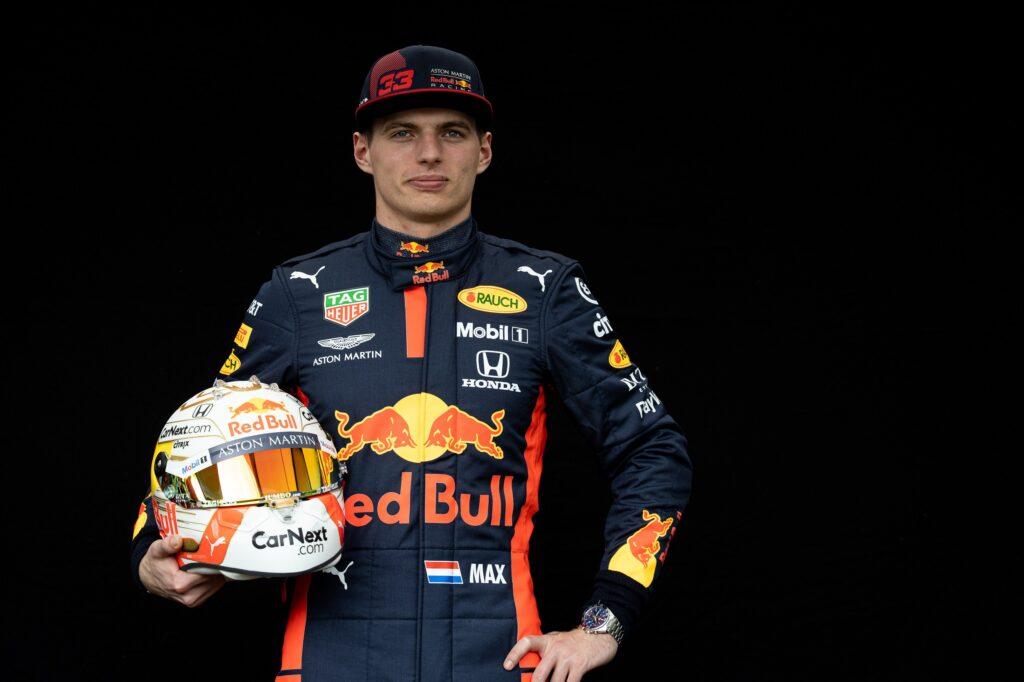 F1   Filming day Red Bull, Verstappen assente per le imposizioni del governo britannico