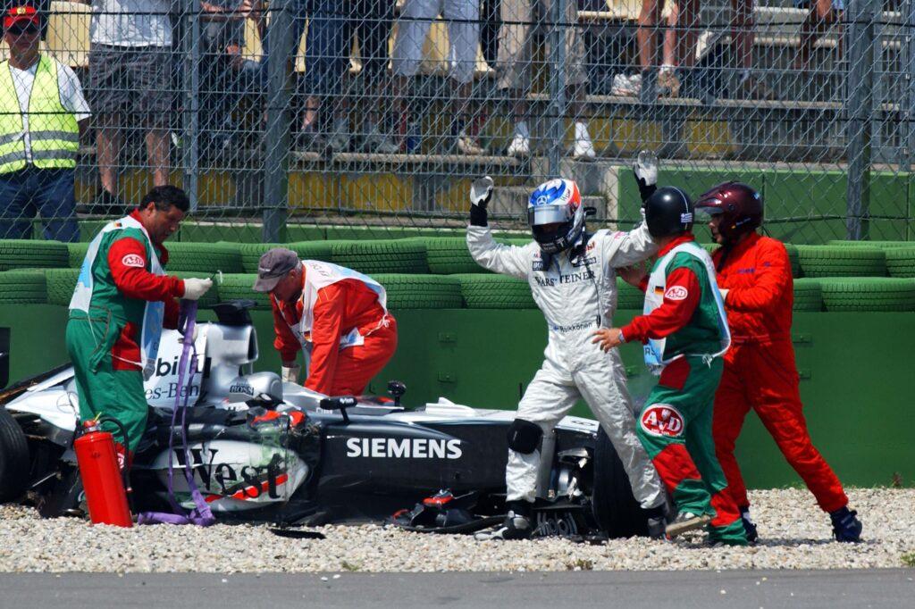 F1 | Raikkonen e quelle volte che trattò male i commissari di percorso