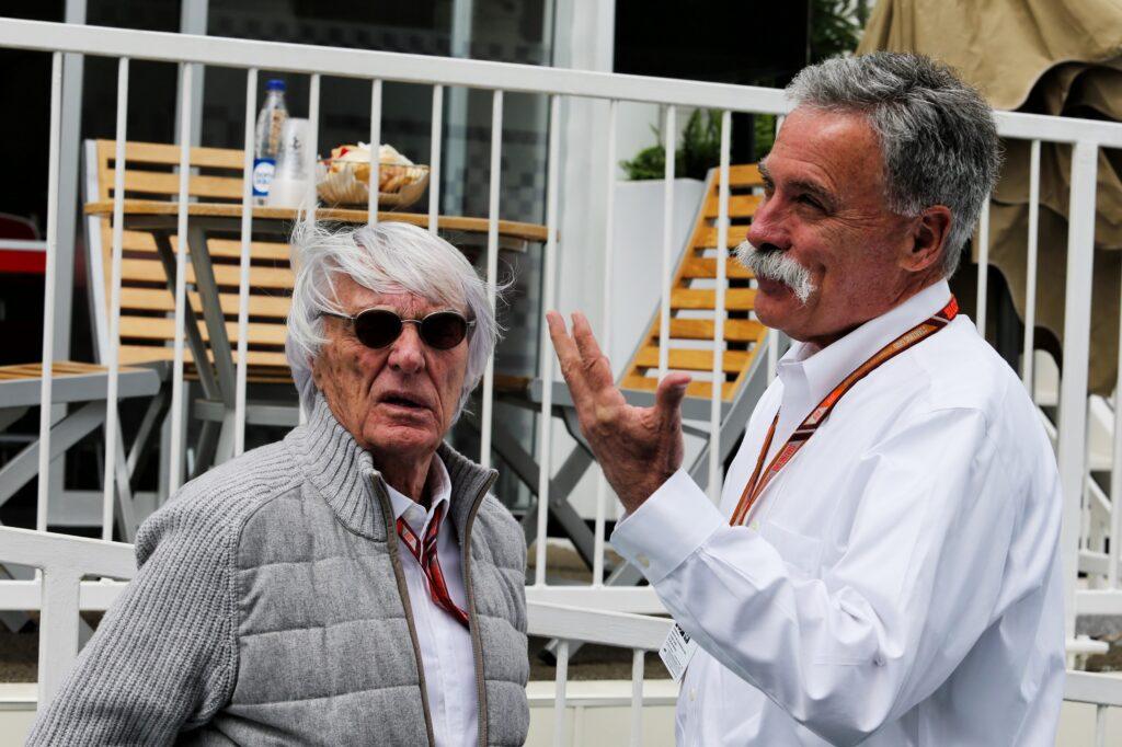 F1 | Secca risposta della Formula 1 alle parole di Bernie Ecclestone