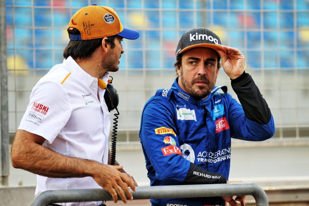 F1 | Sainz ha chiesto alla McLaren di non tenerlo all'oscuro sugli sviluppi della macchina 2020/2021