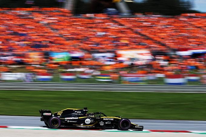 F1 | Renault tornerà in pista al Red Bull Ring con un test a metà giugno