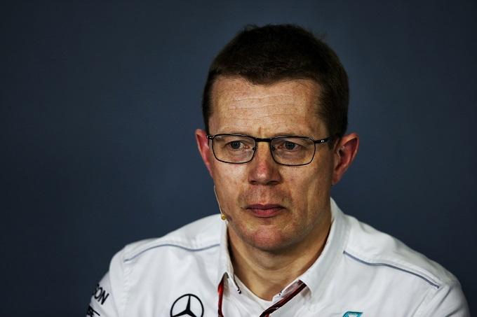 F1   Mercedes: Andy Cowell lascerà il suo ruolo a fine mese
