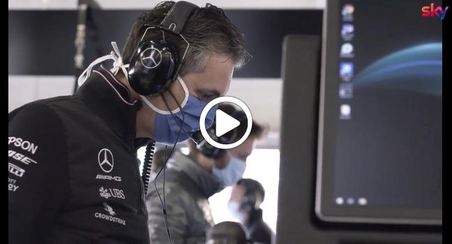 F1 | Mercedes in pista, mascherine e distanziamento punti chiave del protocollo di sicurezza [VIDEO]