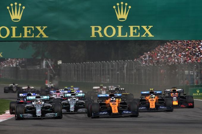 Confermato il GP del Messico