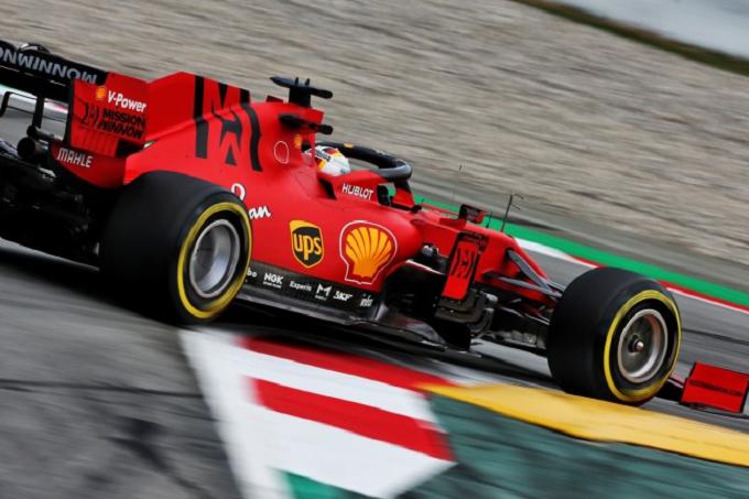 """F1   Ferrari scenderà in pista in Austria con la scritta """"Forza Alex"""" sulle vetture"""