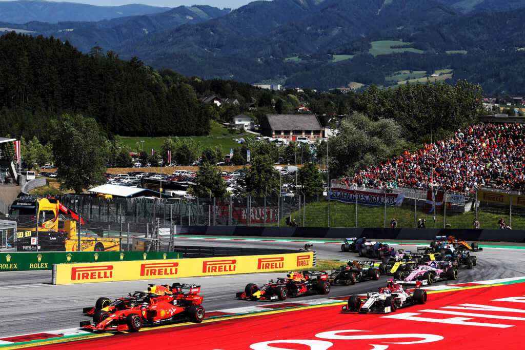 """F1   GP Austria, Marko soddisfatto: """"Orgogliosi di quanto fatto"""""""