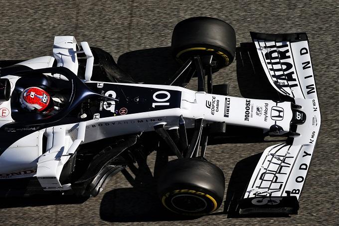 """F1   AlphaTauri, Gasly: """"Mi sono mancate le corse, l'adrenalina, la competizione e la velocità"""""""