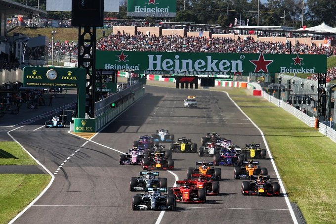 """La Formula 1 sulla cancellazione delle gare: """"Decisioni prese a causa delle difficoltà nei vari stati"""""""