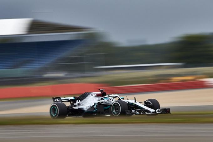 F1 | Mercedes, Hamilton torna a Silverstone con la W09