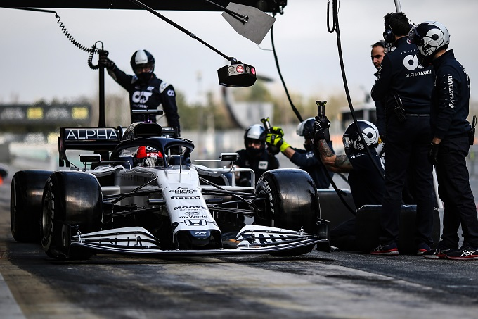 "F1 | AlphaTauri, Kvyat: ""Mi piace il Red Bull Ring, ha un layout old-school"""