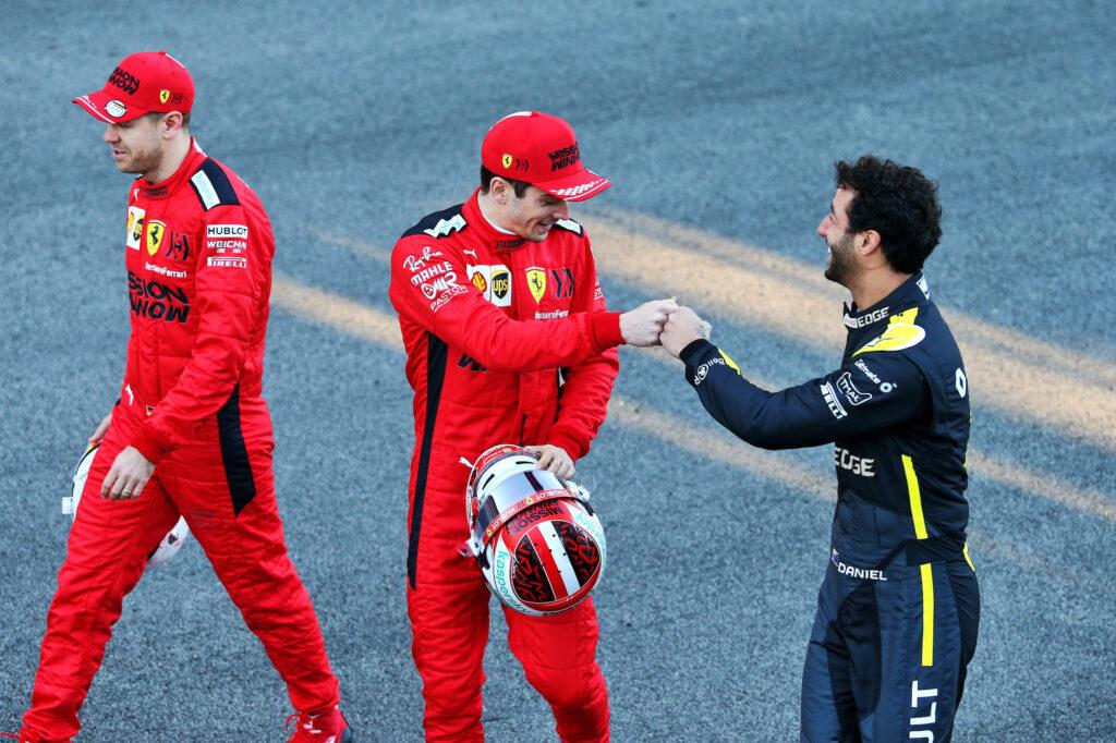 """F1   Domenicali su Vettel: """"E' un professionista e si comporterà correttamente"""""""