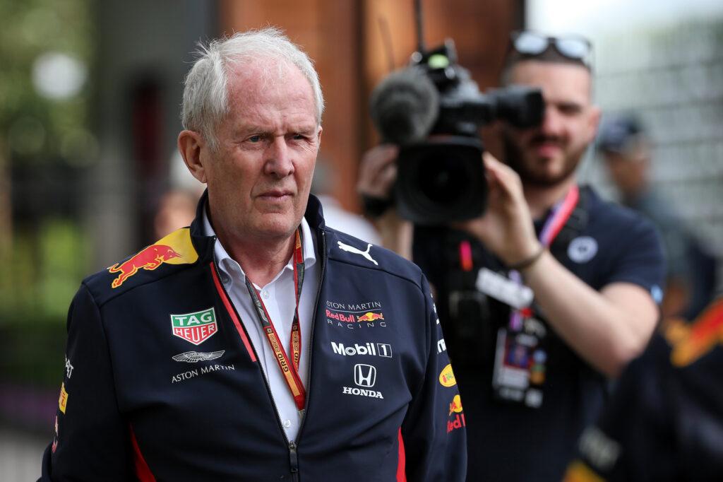 """F1   Marko conferma: """"Red Bull in Austria con un nuovo pacchetto tecnico"""""""
