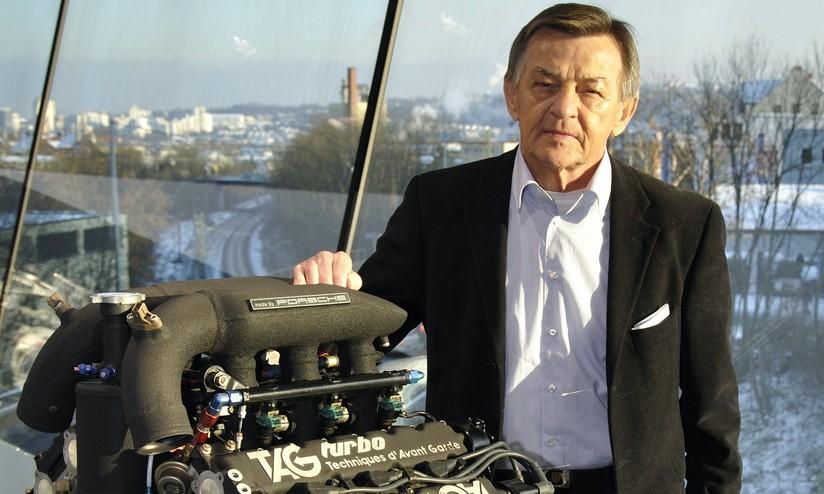 F1 | Il motorsport piange Hans Mezger, papà del motore TAG Porsche