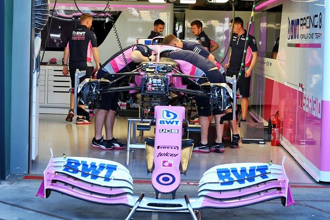 """F1   Racing Point, Green: """"Il cost cap è ancora sopra il nostro budget"""""""