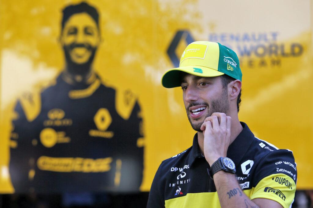 """F1   Abiteboul: """"Ricciardo parteciperà allo sviluppo della vettura 2021"""""""