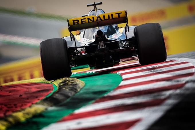 F1 | Renault: Ricciardo torna in pista al Red Bull Ring con la R.S.18