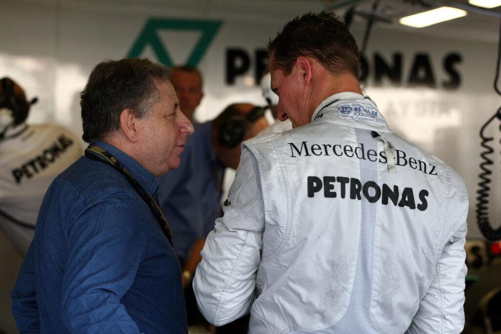"Formula 1 | Todt su Schumacher: ""Prego sempre per lui"""
