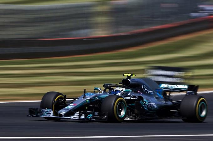 F1   Mercedes pronta per il ritorno in pista con la W09