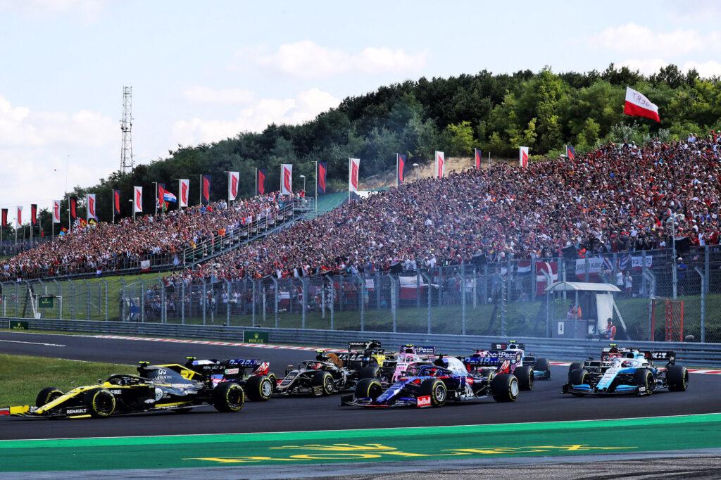 F1   GP Ungheria, Budapest estende il contratto fino al 2027
