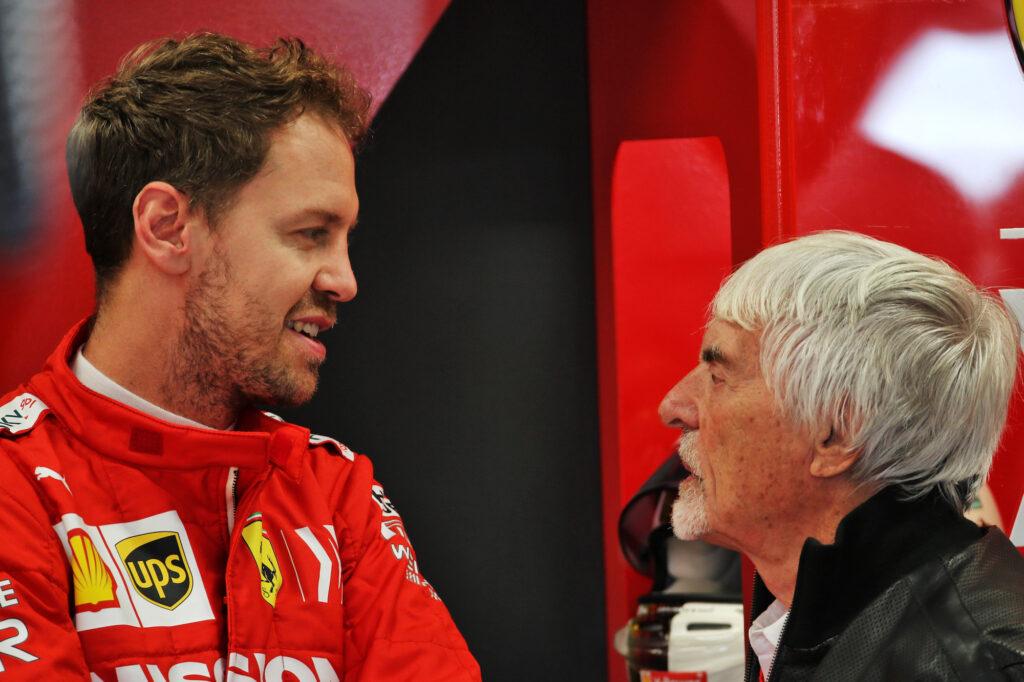 """F1   RTL rinuncia ai diritti in Germania, Ecclestone: """"E' collegato alla questione Vettel"""""""