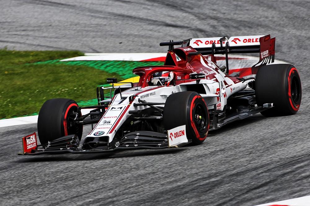 F1 | P14 e P19 per le due Alfa nel venerdì di Spielberg
