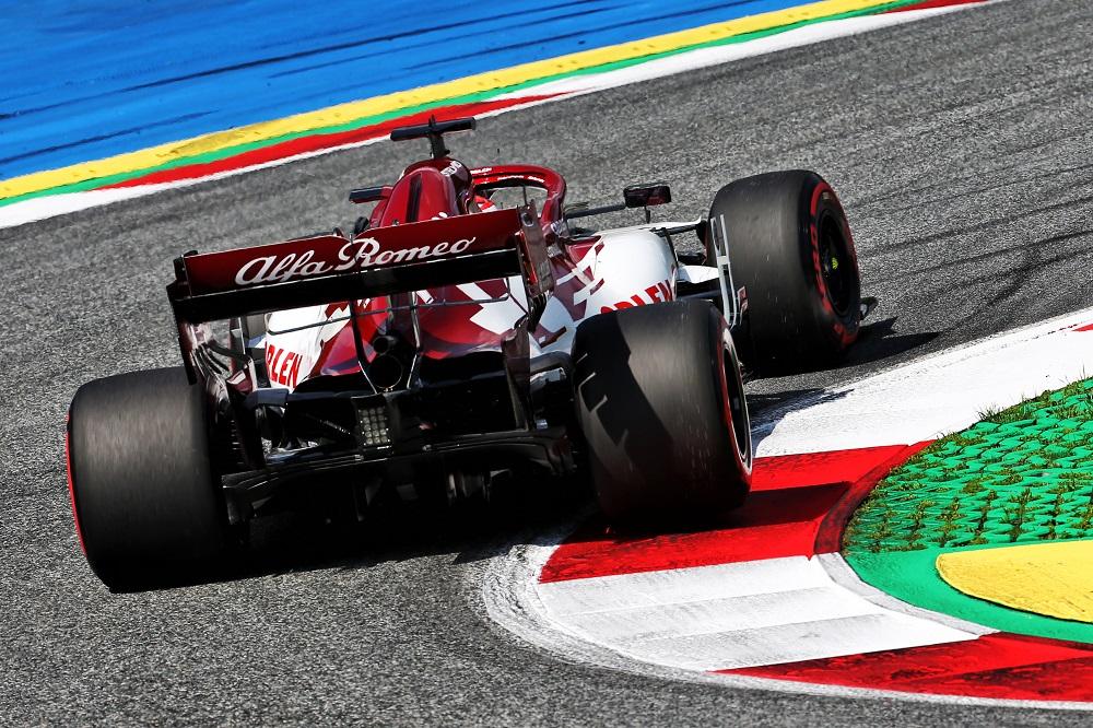 F1 | GP Stiria, obiettivo punti per l'Alfa Romeo
