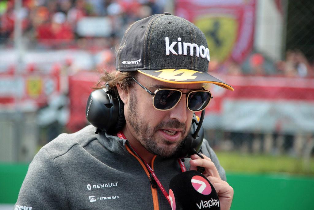 """F1   Alonso: """"Non ho ricevuto offerte dalla Mercedes"""""""