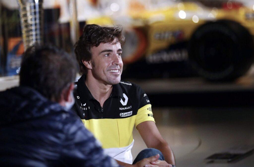 F1 | Bentornato Matador Fernando!