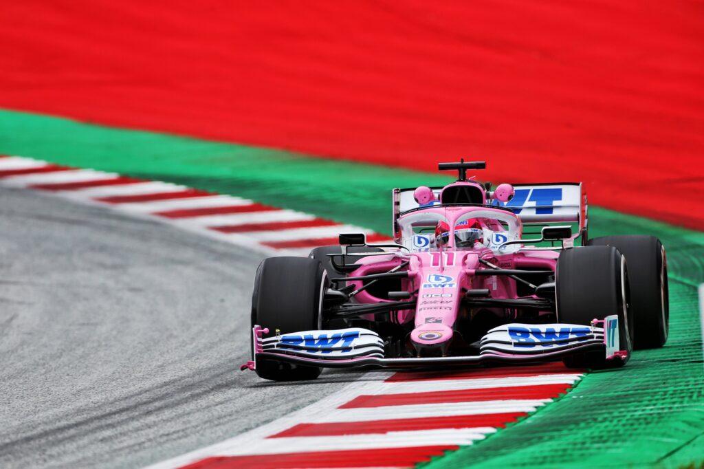 F1   GP Stiria, ottimo venerdì per la Racing Point