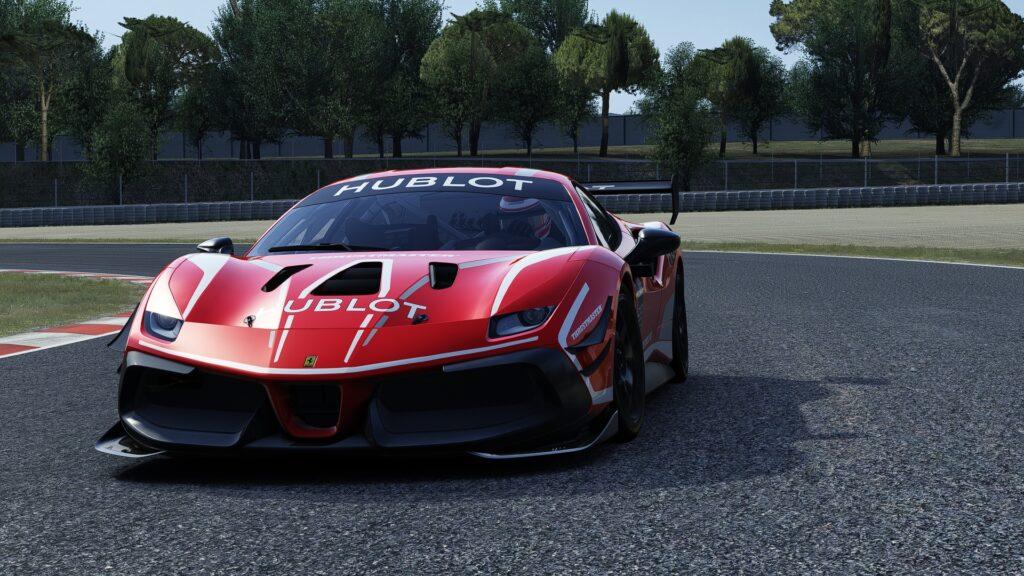 "Ferrari, presentata la stagione ""Ferrari Hublot Esports Series"""