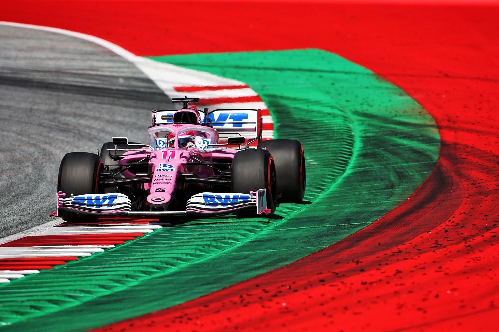 F1 | Qualifiche positive per la Racing Point: Top 10 per entrambi i piloti