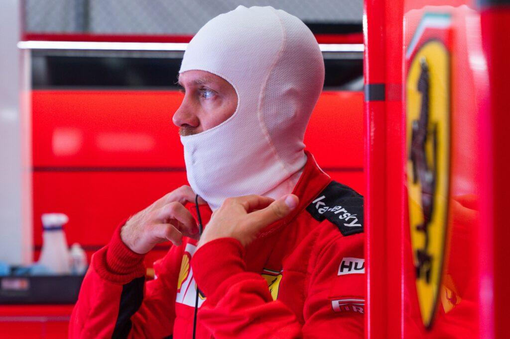 Ferrari, Leclerc: