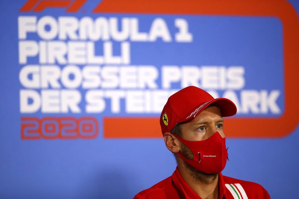 """F1   Ferrari, Vettel: """"Il doppio weekend in Austria ci permette di fare le comparazioni che ci servono"""""""