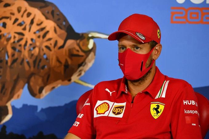 """F1   Vettel ammette: """"La Ferrari non mi ha mai proposto il rinnovo"""""""
