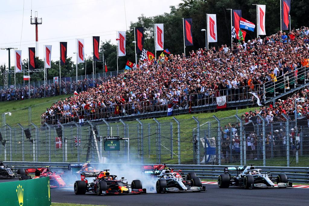F1 | Gran Premio d'Ungheria 2020: anteprima e orari del weekend