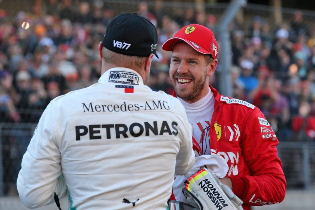 F1 | Renault, nel mirino anche Vettel e Bottas per il 2021